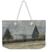 North Shore Snowstorm Weekender Tote Bag