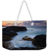 North Shore Tides Weekender Tote Bag