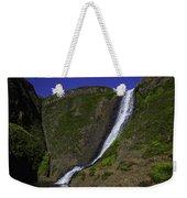 North Table Mountain Spring Falls Weekender Tote Bag