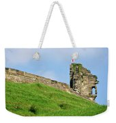 North Tower- Tutbury Castle Weekender Tote Bag