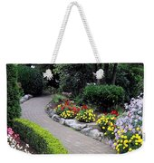 North Vancouver Garden Weekender Tote Bag by Will Borden