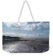 Northam Burrows Beach Weekender Tote Bag