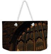 Northampton Church At Dusk Weekender Tote Bag