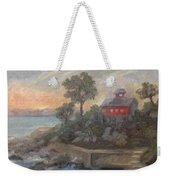 Northeast Sunset Weekender Tote Bag