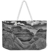 Northern Arizona Desert Swirls Weekender Tote Bag