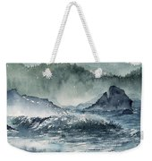Northern California Coast Weekender Tote Bag