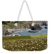 Northern California Coast Scene Weekender Tote Bag