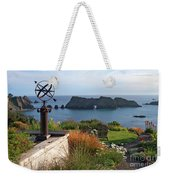 Northern California Coast View Weekender Tote Bag