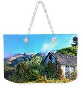 Northern California Cottage Weekender Tote Bag