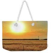 Northern California Sunrise Weekender Tote Bag