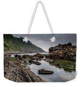 Northern Coast Weekender Tote Bag