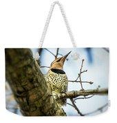 Northern Flicker - Woodpecker Weekender Tote Bag