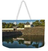Northern Gate Of Edo Castle Weekender Tote Bag