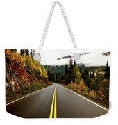 Northern Highway Yukon Weekender Tote Bag