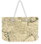 Northern India Weekender Tote Bag