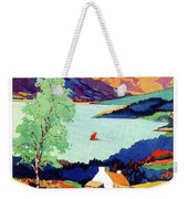 Northern Ireland, Scenery, Tours And Excursions Weekender Tote Bag
