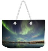 Northern Light Xiv Weekender Tote Bag