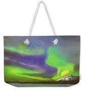 Northern Lights Weekender Bag