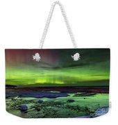 Northern Lights Pendells Creek -7824 Weekender Tote Bag