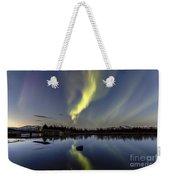 Northern Lights Thingvellir Weekender Tote Bag