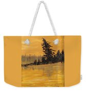 Northern Ontario Three Weekender Tote Bag