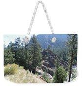 Northern Rockies Missoula  Montana  Weekender Tote Bag