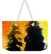 Northern Sunrise Weekender Tote Bag