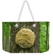 Northern Tooth Fungus Weekender Tote Bag