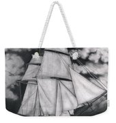 Northern Winds Weekender Tote Bag