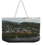 Northumberland On The Susquehanna River Weekender Tote Bag