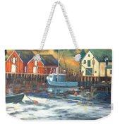 Northwest Cove, Nova Scotia Weekender Tote Bag