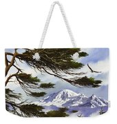 Northwest Majesty Weekender Tote Bag