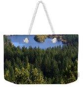 Northwest Splendor Weekender Tote Bag