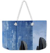 Northwestern Mutual Tower - Milwaukee Wisconsin 2017 Weekender Tote Bag