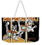 Norumbega Cats Weekender Tote Bag