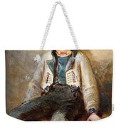 Norwegian Boy Weekender Tote Bag