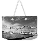 Norwegian Epic Visit Weekender Tote Bag