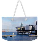 Norwegian Petroleum Museum Weekender Tote Bag