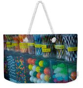 Nose Pressed Against The Glass Weekender Tote Bag
