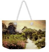 Nostalgia Of Roses Weekender Tote Bag