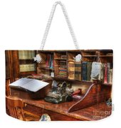 Nostalgia Office 2 Weekender Tote Bag