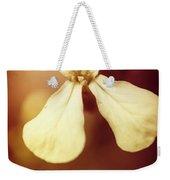 Nostalgic Wildflowers Weekender Tote Bag