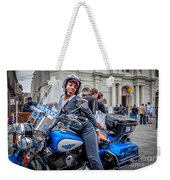 Not-a-cop In Jackson Square Nola Weekender Tote Bag