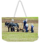 Not A Mule Weekender Tote Bag