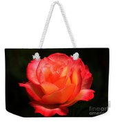 Not A Second Hand Rose Weekender Tote Bag