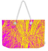 Not A Woodcut Weekender Tote Bag by Eikoni Images