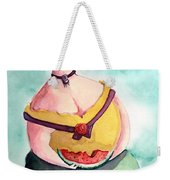 Not Another Bite Weekender Tote Bag