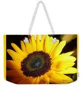 Peaceful Vision Weekender Tote Bag