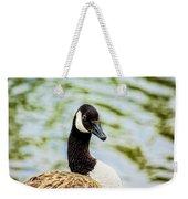 Not Grey Goose Weekender Tote Bag