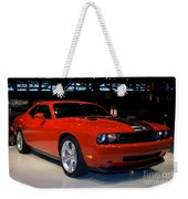 Not Just Another Challenger Weekender Tote Bag